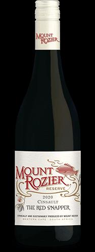 Mount Rozier 2020 Red Snapper Cinsault