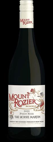 Mount Rozier House Martin Pinot Noir 2018