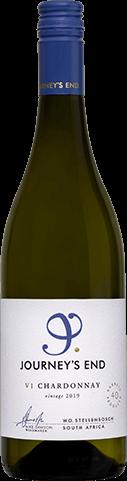 V1 Chardonnay 2019-Journeys-End-Wines