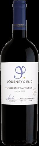 V4 Cabernet Sauvignon 2016-Journeys-End-Wines