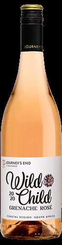 Wild Child Grenache Rosé 2020-Journeys-End-Wines