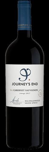 Journeys End Cab Sauv 2017
